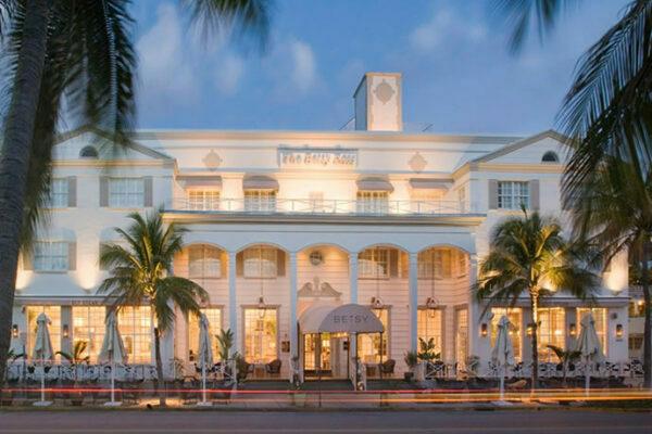 Art Deco Betsy Hotel