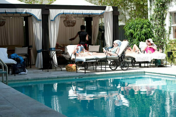 Angler's Hotel Pool