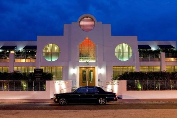 The SANCTUARY Hotel in Miami Beach