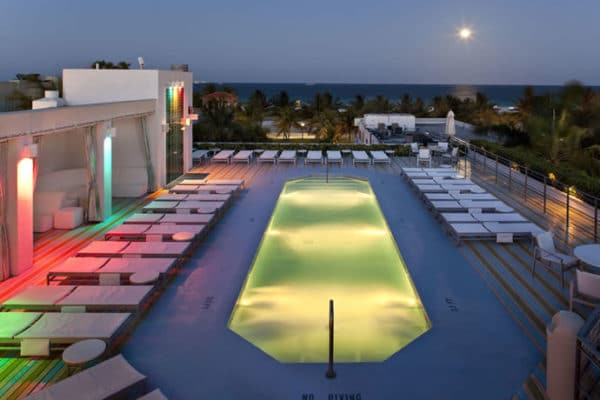 Rooftop Hotel South Beach